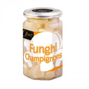 CITRES 12 Confezioni ortaggi sottoli funghi champigno 314ml