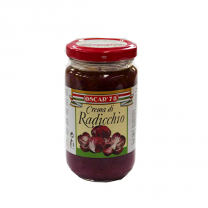 OSCAR 78 12 Confezioni crema spalmabile vegetale radicchio oscar 78 170gr