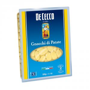 DE CECCO 12 Confezioni gnocchi 500gr