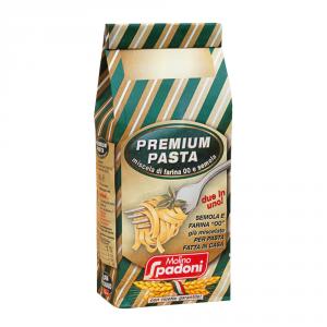 MOLINO SPADONI 10 Confezioni farina di grano tenero duro premium pasta 1kg