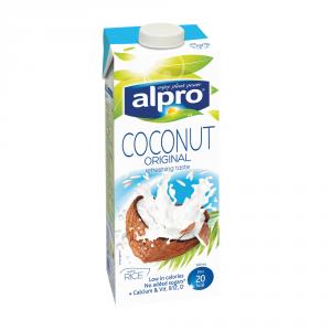 ALPRO 8 Confezioni latte di riso bevandavegetale cocco 1l