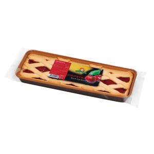 GECCHELE 10 Confezioni torte pronte preparati crostella alla ciliegia 300gr