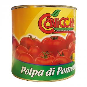CAVICCHI 6 Confezioni polpa di pomodoro fine cavicchi