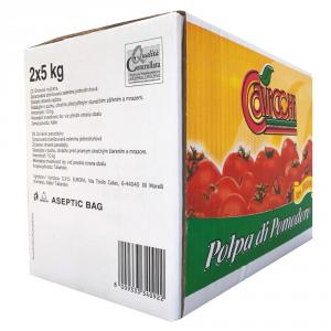 CAVICCHI 2 Confezioni polpa di pomodoro fine cavicchi