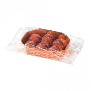 GECCHELE 6 Confezioni pasticceria pesche rosse 190gr