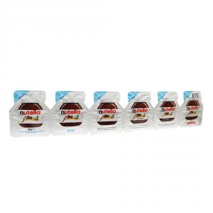 NUTELLA 40 Confezioni creme spalmabili coppetta 15gr 6 peezzi