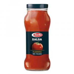 BARILLA 8 Confezioni sughi pronti pomodoro basilico 300gr classica