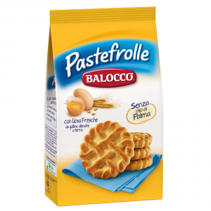 BALOCCO 12 Confezioni biscotti frollini pastefrolle 350gr