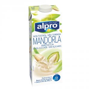 ALPRO 8 Confezioni sostitutivi del latte drink mandorla 1l