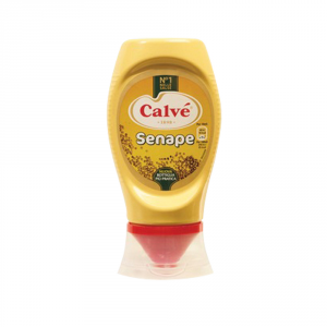 CALVE 8 Confezioni salse senape top down 250ml