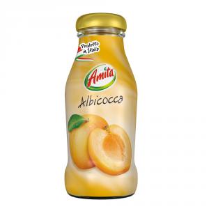 AMITA 24 Confezioni bevanda frutta 30-99% succo albicocca 200ml bottiglia