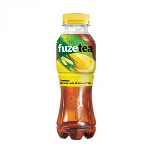 FUZETEA 12 Confezioni the pronto pet al gusto di limone 0,4lt
