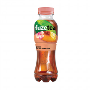 FUZETEA 12 Confezioni the pronto pet the pesca 0,4lt