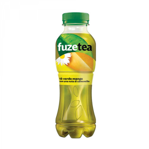 FUZETEA 12 Confezioni the pronto pet the verde 0,4lt