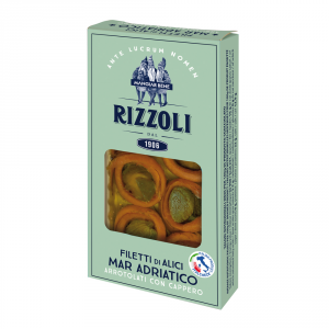 RIZZOLI 20 Confezioni alici e acciughe 40g