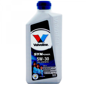 OLIO MOTORE VALVOLINE SYNPOWER 5W-30 FULL SYNTHETIC ENV C2 1L