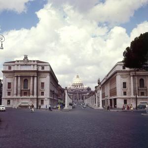 Roma, San Pietro, 1964