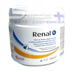 RENAL N 240g - per le disfunzioni renali