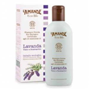 L'Amande Eco Bio Lavanda Shampoo Doccia