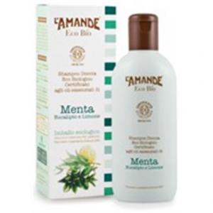 L'Amande Eco Bio Menta Shampoo Doccia
