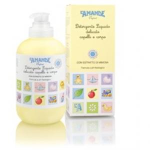 L'Amande Enfant Detergente Liquido Delicato Capelli e Corpo