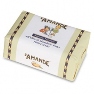 Sapone Olio di Mandorle Dolci 200 grammi