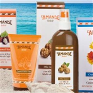 L'Amande Soleil Latte Protezione Media Spf15
