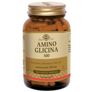 Solgar Amino Glicina 500