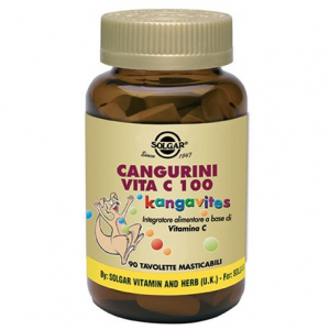 Solgar Cangurini Vita C 100