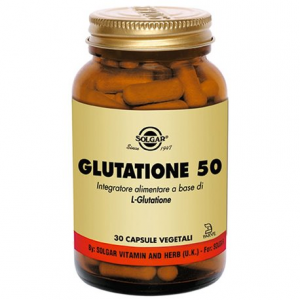 Solgar Glutatione 50