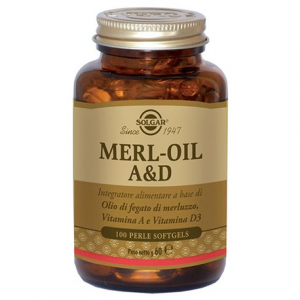 Solgar Merl Oil A&D