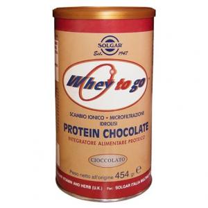 Solgar Protein Chocolate