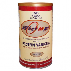 Solgar Protein Vaniglia