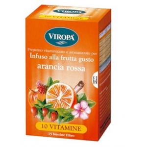 Arancia Rossa alle Vitamine