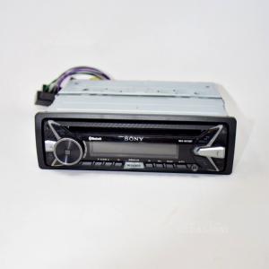 Autoradio Sony Mex-N4100BT Con Bluetooth Cd Usb Aux