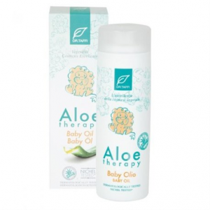 Aloe Therapy Baby Olio
