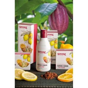 L'Amande Giardino di Agrumi e Fiori di Cacao Olio Corpo