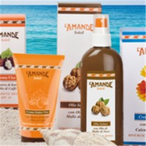 L'Amande Soleil Crema Protezione Alta Spf50