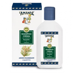 L'Amande Marseille Shampoo Capelli Fini