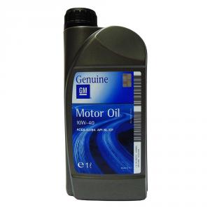 OLIO MOTORE GENUINE GM 10W-40 1L