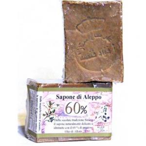 Sapone di Aleppo 60%