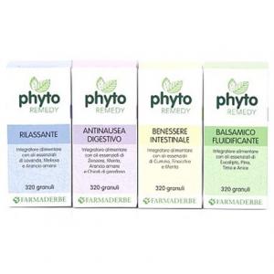 Farmaderbe Phyto Remedy Balsamico e Fluidificante