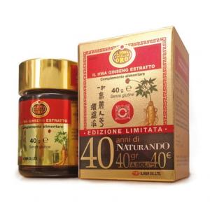 Naturando Ginseng HWA Sigillo Oro Edizione Limitata 40 grammi