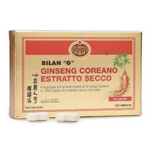 Naturando Ginseng HWA Sigillo Oro Bilan