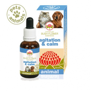 Agitation & Calm Pets Fiori Australiani