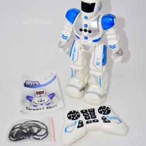 Robot Smart Bot Telecomandato