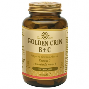 Solgar Golden Crin B+C