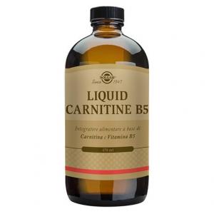 Solgar Liquid Carnitine B5