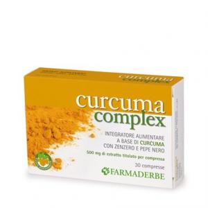 Farmaderbe Curcuma Complex
