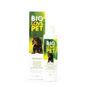 Shampoo Animali Protettivo Contro Insetti e Parassiti